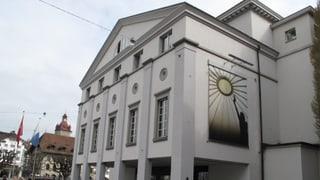 Unterschriften für den Erhalt des Luzerner Theaters eingereicht