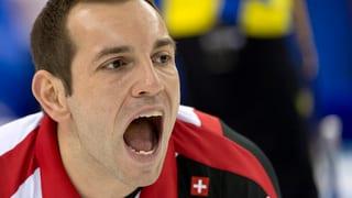 Curling: Terrada per l'equipa dals umens svizzers