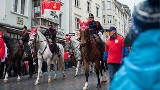 Solothurner Regierung zieht positive Bilanz nach Olma-Auftritt