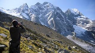 «Gletschereis ist ein möglicher Faktor für Murgang»