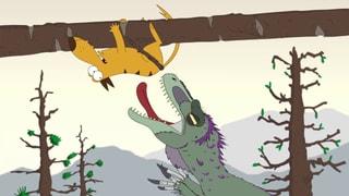 Video «Ralph und die Dinosaurier: Dryptosaurus (4/26)» abspielen