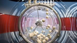 Swiss Lotto macht mehr Millionäre