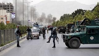 Anschlag auf Parlament in Kabul abgewehrt