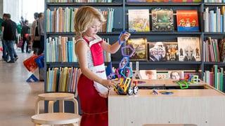 Wie überleben Bibliotheken die Digitalisierung?