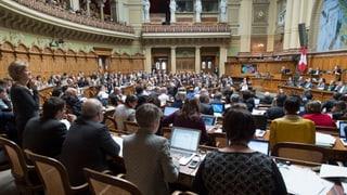 Zweitwohnungs-Initiative: Deal sorgt für Irritationen im Rat