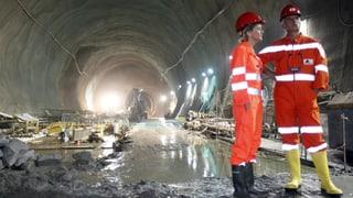 Wie die Schweiz das europäische Bahnnetz mitfinanziert