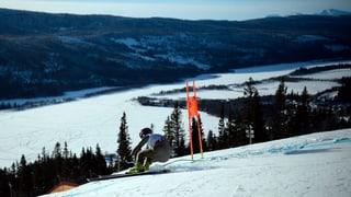 Terz trenament da la cursa rapida: 4 skiunzas tranter meglras 10