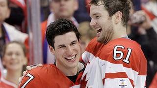 Crosby führt Titelverteidiger Kanada an