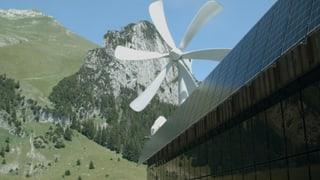 Video «Die Selbstversorger: Windenergie (2/4)» abspielen