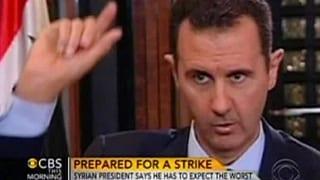 Assad: «Sie sollten auf alles gefasst sein»