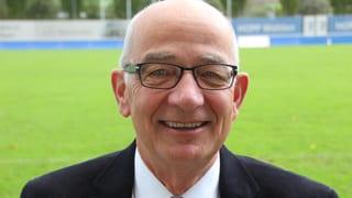 Lucien Tschachtli ist neuer Präsident des FC Wohlen
