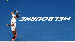 Startspiel ohne Satzverlust: Federer erfüllt Favoritenrolle