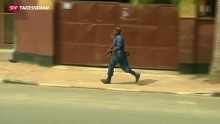 Chaos in Burundi
