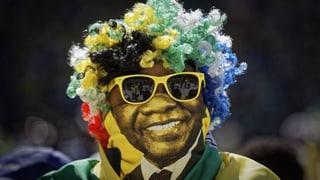 Verliert Nelson Mandelas Partei die absolute Mehrheit?