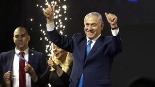 Mit der Angst vor Terror macht Netanjahu Politik