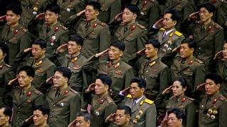 Schweiz stoppt Zahlungen für Nordkoreas Militär