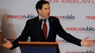 Marco Rubio – Der lachende Dritte