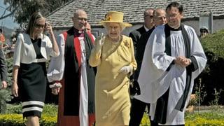 Video «Die ewige Queen – Königin Elizabeth II wird 90 (2/2)» abspielen