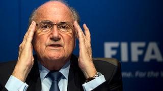 Joseph Blatter: «Ich hörte die Engel singen»