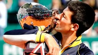 Djokovic entthront Nadal als «König von Monaco»