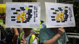 Chinesische Polizei nimmt mehr als 100 Bürgerrechtler fest