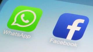 Facebook zahlt 19 Milliarden Dollar für WhatsApp