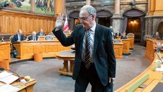Schlechte Noten für Bundesrat Parmelin