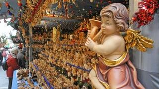 Basler Weihnachtsmarkt mit durchzogener Bilanz