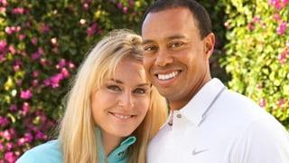 Vonn: «Ja, ich bin mit Tiger Woods zusammen»