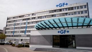 Georg Fischer bajegia en ils Stadis Unids