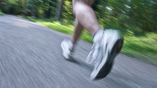 Joggen kann Ihre Gesundheit gefährden