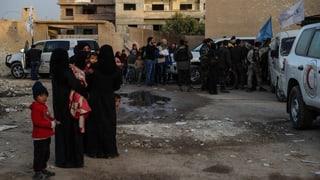 Die Lage in Syrien ist desolat. Das Volk ist ausgezehrt. UNO-Mitarbeiter Jakob Kern weiss: «Die Menschen brauchen unsere Hilfe mehr denn je».
