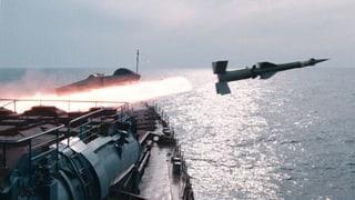 Schweizer Experte: Raketen für Airlines ungefährlich
