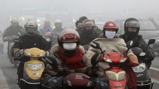 China macht ernst mit Umweltschutz