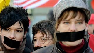 «Patriot Act» à la française? Ein Land verhandelt seine Freiheit