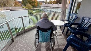 Schweiz vor Rieseninvestitionen für Alterspflege