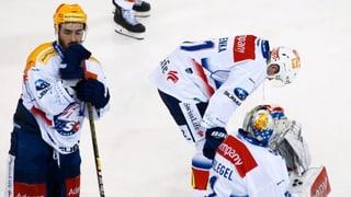 Il HCD gudogna il davos gieu – ZSC manchentan playoffs