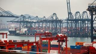 Schweizer Drahtseilakt mit China