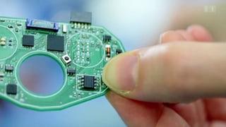 Ein Chip für das optimale Kunstgelenk