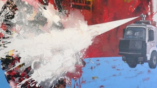 Künstler halten den Geist von Gezi am Leben