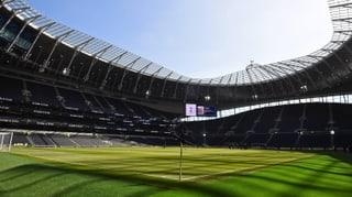Erfolgreiche Eröffnung des neuen Spurs-Stadions