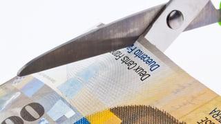 Experten denken über Steuersenkungen nach