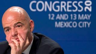 Fifa-Ethikkommission trifft Vorabklärungen gegen Infantino