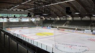Neues Stadion: EHC Olten trainiert wieder auf eigenem Eis
