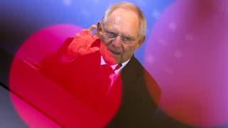 Steuerabkommen: Schäuble öffnet Geldhahn