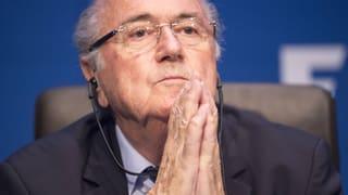 Blatter: «Ich würde in den USA aussagen»