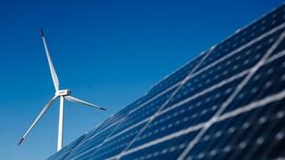 Knappes Nein zum neuen Energiegesetz (Artikel enthält Video)