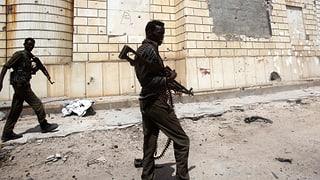 Angriff auf Präsidentenpalast in Mogadischu