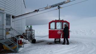 Mit den Wolkenforschern auf Spitzbergen