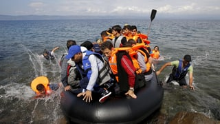 Europa kann die Flüchtlingskrise nicht alleine bewältigen